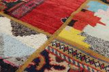 Patchwork Persian Rug 205x144 - Picture 11