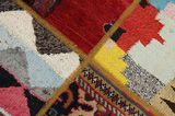 Patchwork Persian Rug 205x144 - Picture 12